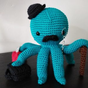 Ernest the Octopus