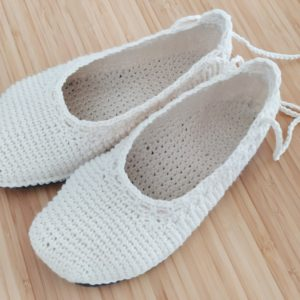Plain Ballerina Flats